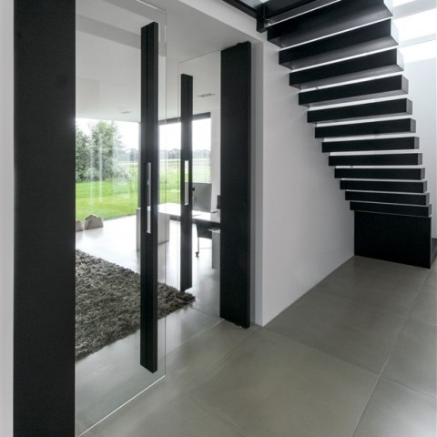 Trappen project 1